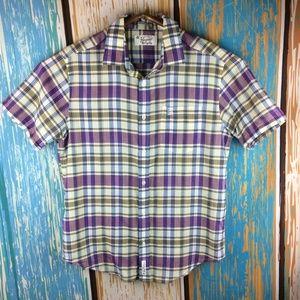 Penguin Heritage Slim Fit Collard Shirt